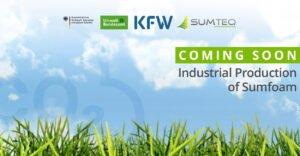 Das Umweltinnovationsprogramm (UIP) gewährt SUMTEQ einen Zuschuss