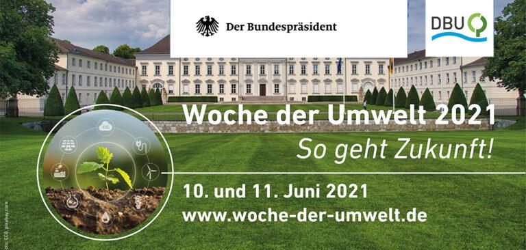 """SUMTEQ Participation at """"Woche der Umwelt"""""""